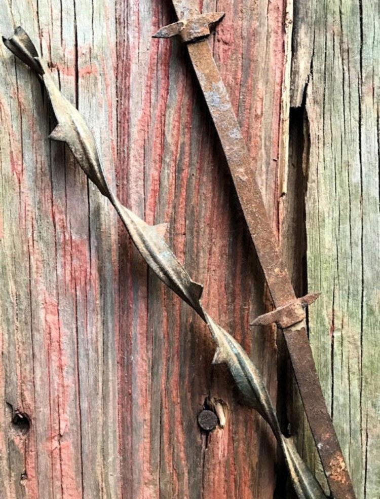 Ribbon Barbed WIre - Allis Buckthorn & Brinkernoff from ...