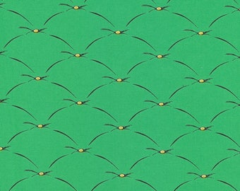 Button Green - Corduroy Collection By Don Freeman for Cloud 9 (5208.52.00.90) Broadcloth