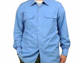 German Navy Mariner Light Blue Shirt