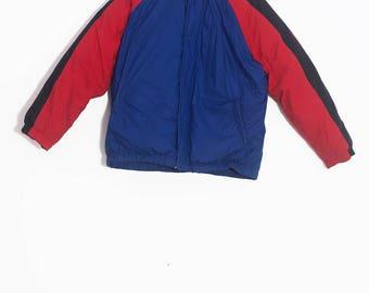 RALPH LAUREN down coat | Ralph Lauren winter coat | Down winter coat | Vintage Ralph Lauren | Ralph Lauren Colorful Jacket
