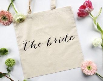 the bride tote - Future Mrs tote - Bride tote - Bride to be tote - Bachelorette - Wedding Tote Bag - future mrs bag - wifey tote - wifey bag