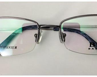 Pure titanium eyeglasses