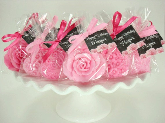 Decorative Soaps For Bridal Shower