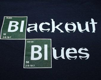 Blackout Blues Widespread Panic S M L XL 2XL