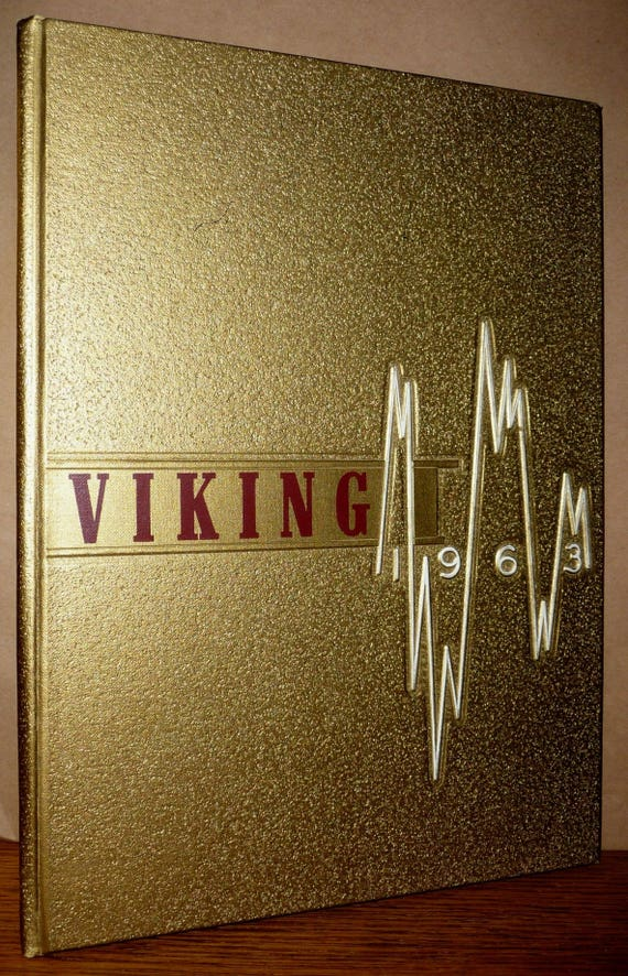 Frederick High School Yearbook (Annual) 1963- The Viking - Frederick, South Dakota SD Brown County