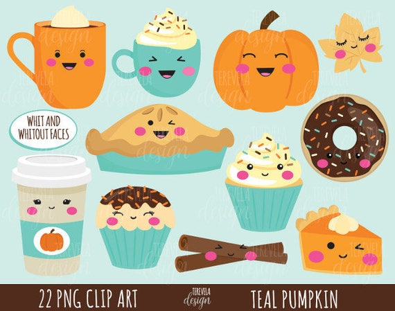 50 sale fall clipart pumpkin clipart autumn clipart sweet treats rh etsystudio com cute fall owl clipart cute fall clipart free