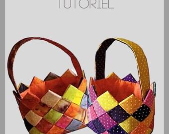 Tuto sac main chic sac en tissu faire soi m me patron - Tuto patchwork gratuit ...