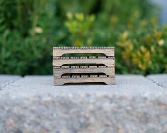 Wooden Coaster - Mini Pallet