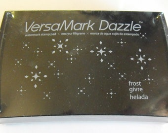 VersaMark Dazzle Watermark Stamp Pad