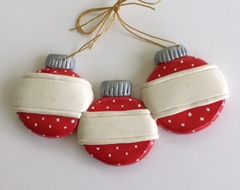 Personalized Christmas Ornament Family of 3, Family ornament, family of three