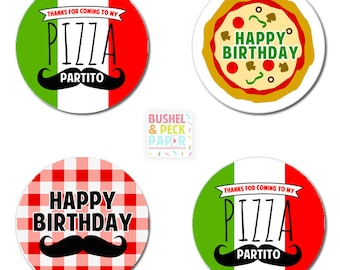 Pizza Party #Stickers