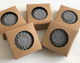 Aloe Vera Soap with Activated charcoal