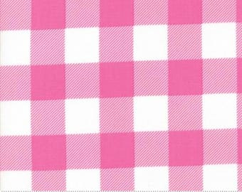 Buffalo Check Fuchsia 8656 30 by Moda