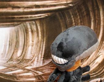 Teddy Alien Xenomorph plush toy