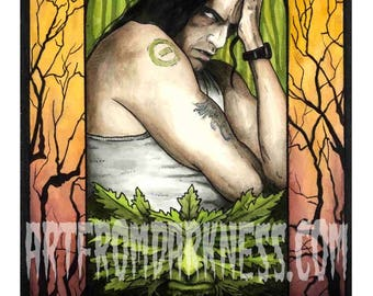 The Green Man - Peter Steele - Type O Negative
