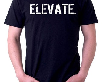 The BLACK & WHITE Line - oneWORD ELEVATE Tee
