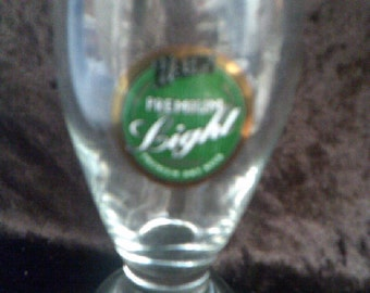 Beer Glass Hahn Premium Light