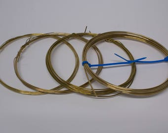 Brass Wire x 3m long