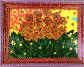 "Painting- ""Mums&quot..."