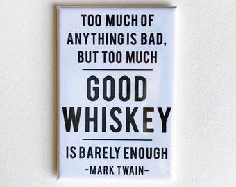 Whiskey - Magnet