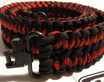 Paracord Rifle Sling. Shotgun Sling. Made to Order. HK clips. Paracord. Swivel. Hunting. Gift. Mens. Holiday. Christmas