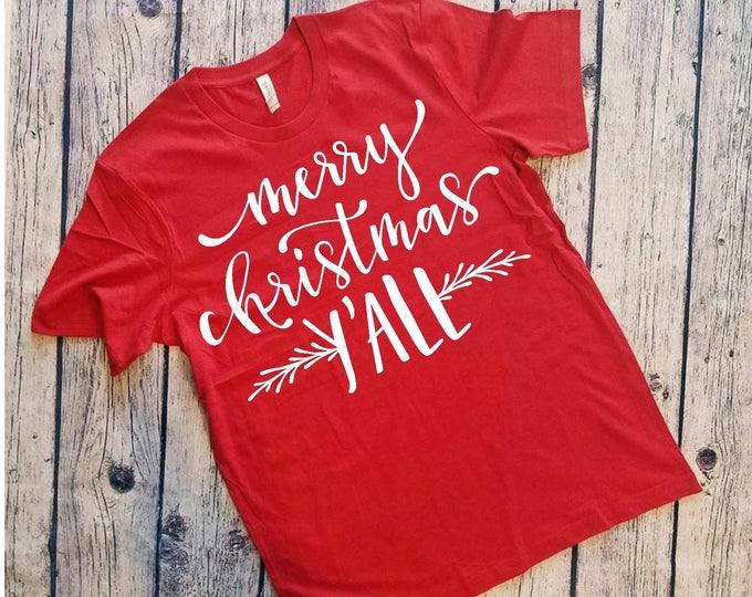 merry christmas yall shirt merry christmas yall merry christmas christmas shirt christmas