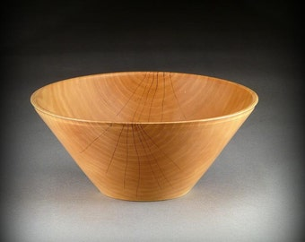 Pear Wood Bowl (BW313)