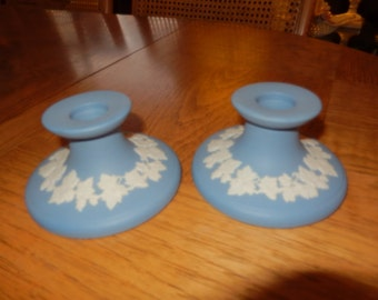 CANADA ECANADA ART Pottery Candle Holders