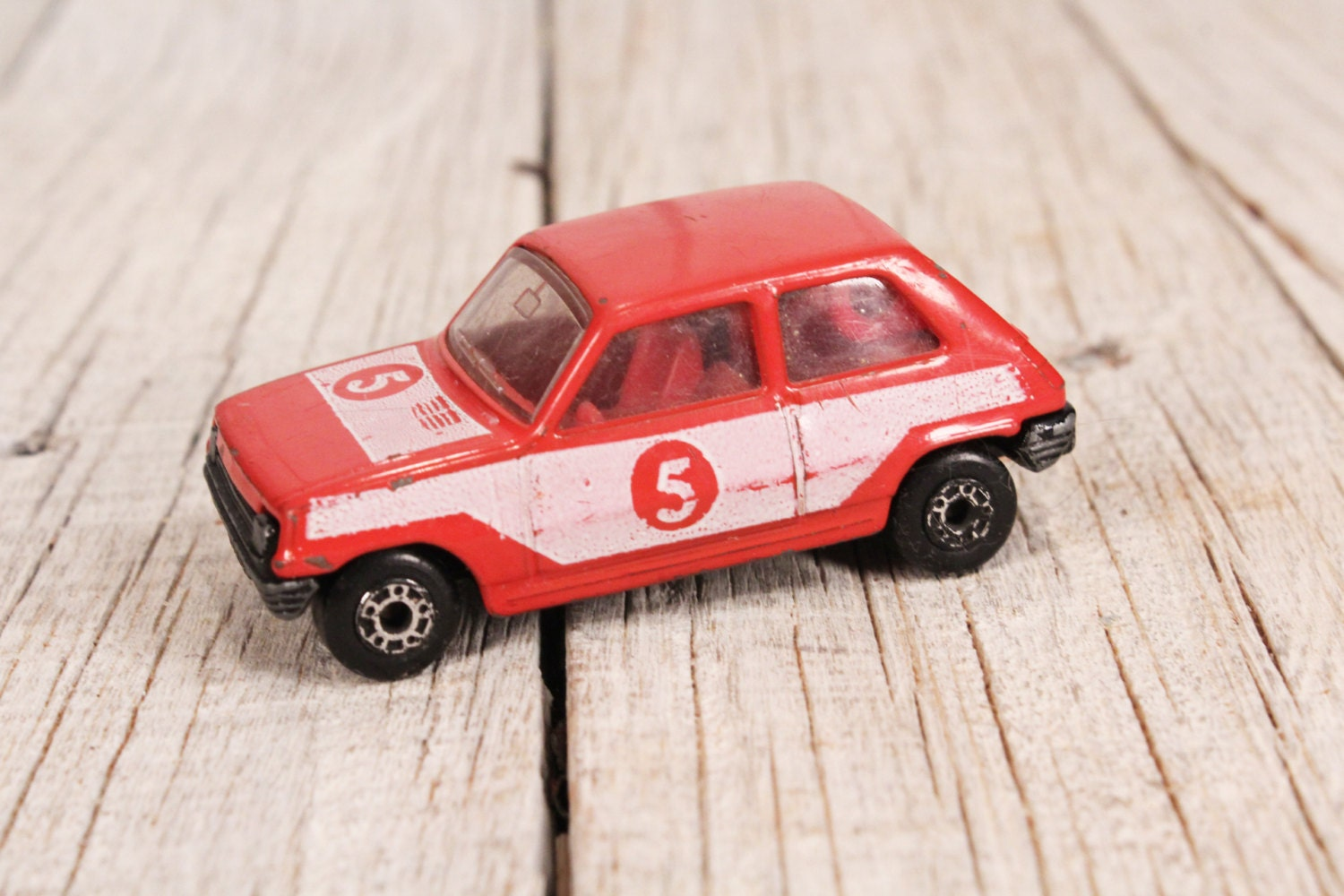 Matchbox Superfast No 21 Renault 5TL Matchbox Made in