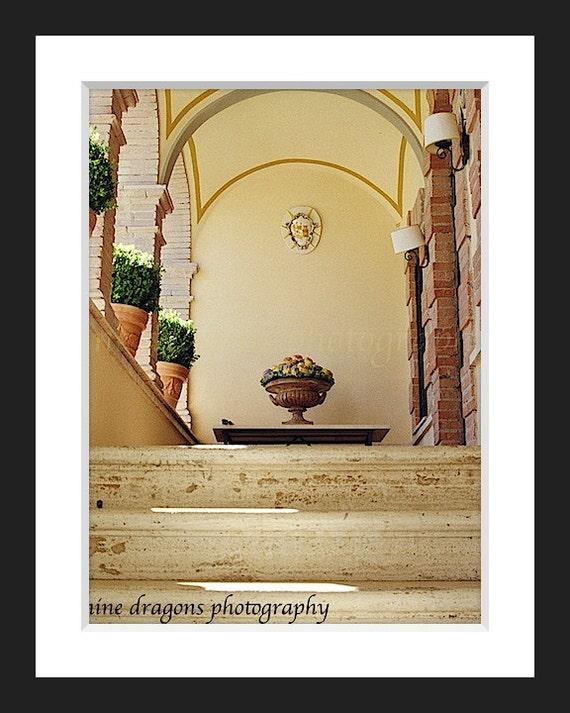 Italy Photography Italian Decor Pale Yellow Art Italy