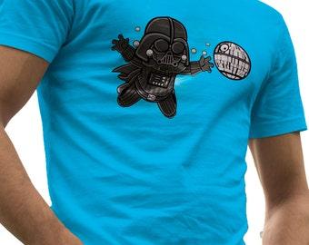 Darth Vader Nevermind | Star Wars Men's T-Shirt Mash-Up