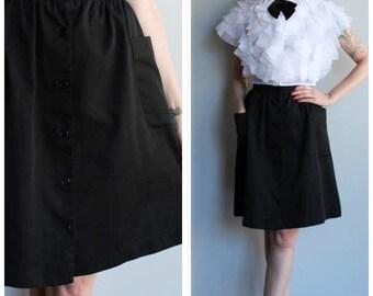 1980s Skirt // Rafaella Poised & Polished Skirt // vintage 80s skirt