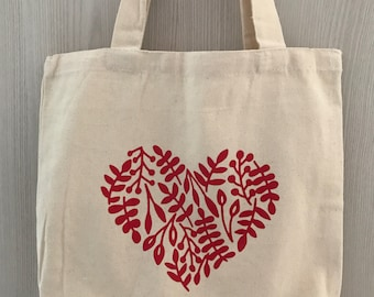 Customized Canvas Tote