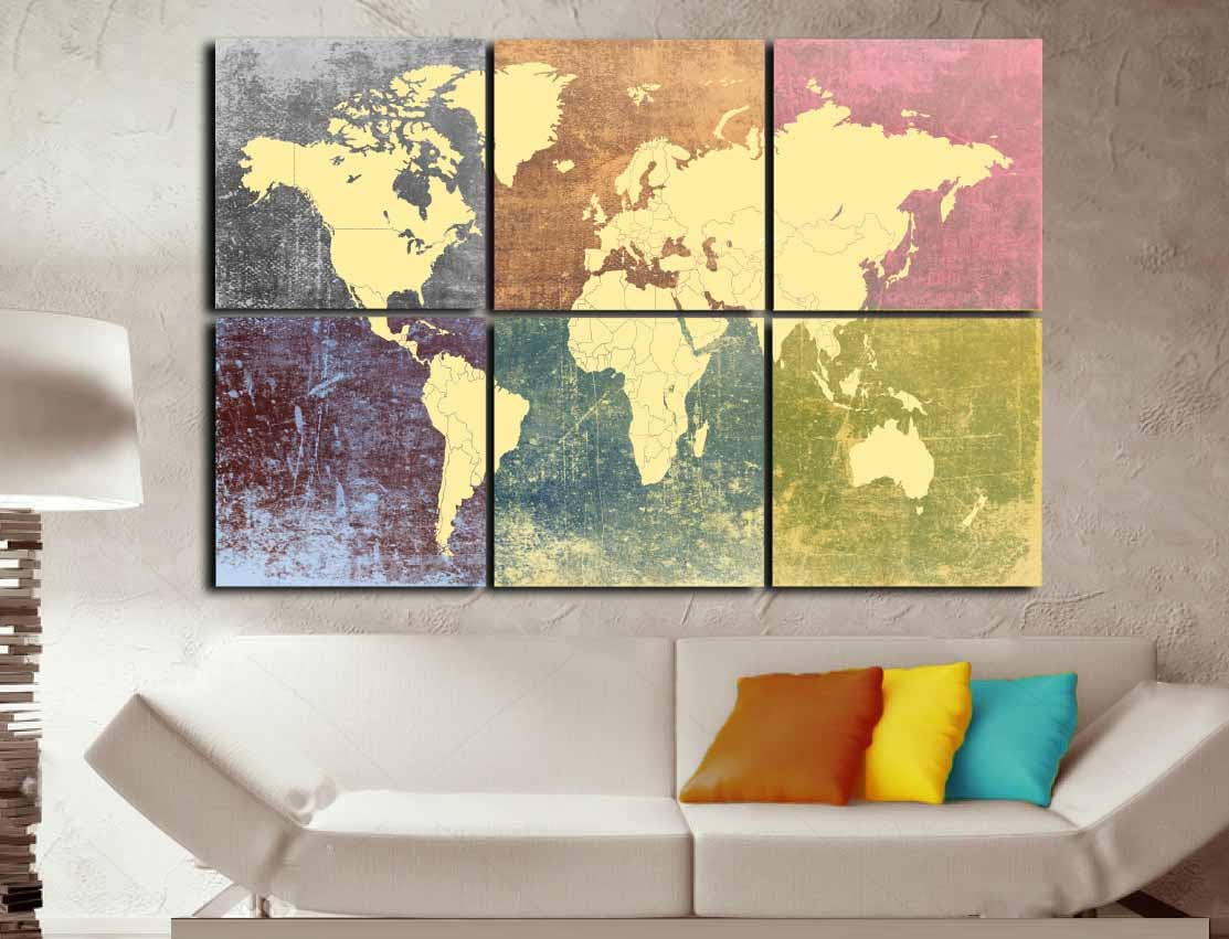 Fantastic Large Wall Art Panels Image - The Wall Art Decorations ...