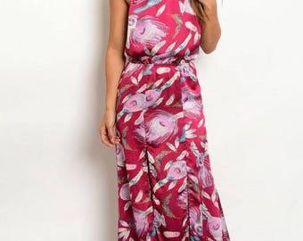 The Gardeners Charm maxi dress