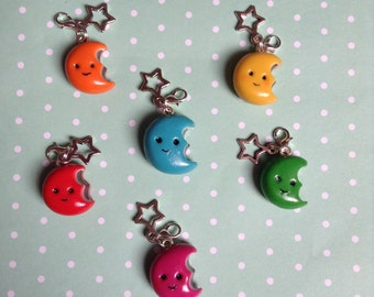 Kawaii Polymer Clay Coloured Chocolate Smartie Sweets