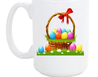 Easter Basket, Happy Easter