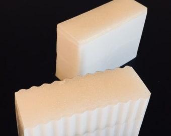 Warm Vanilla Sugar Shimmer soap