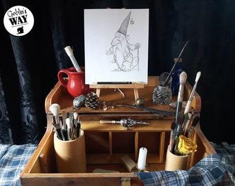 ORIGINAL ART - Papy Goblin