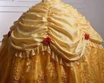 Belle Costume - Beauty and the Beast - Disney Princess costume