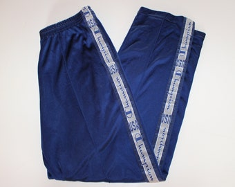 Champion Trackpants Vintage 90s Sportswear Size L