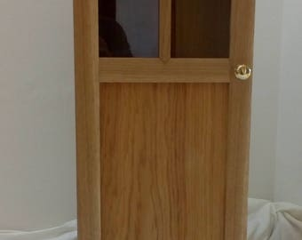 Arts and Crafts Style Cabinet