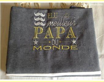 Genuine Tunisian fouta custom cotton