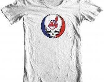 Grateful Dead Cleveland Indians hoodie
