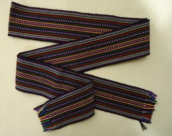 Ukrainian hand woven belt, krayka. #7