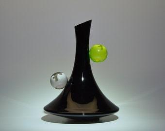 Glass Decanter for vine