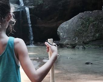 YOUTH* Walk-This-Way-Designs Personal Walking Sticks
