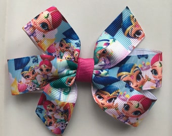 Shinner and Shine Hairbow