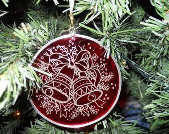 Christmas Bells Tree Ornament