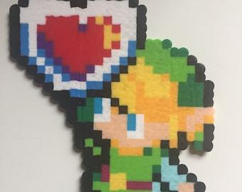 Link & Heart